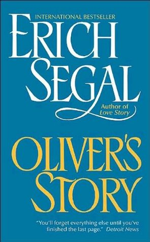 Oliver's Story (Love Story, #2)
