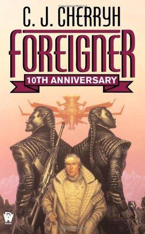 Foreigner (Foreigner, #1)