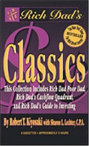 Rich Dad Poor Dad Classics - Boxed Set