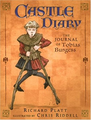 Castle Diary: The Journal of Tobias Burgess(Historical Fiction Diaries)