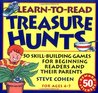 Learn-to-Read Treasure Hunts: Fifty Skill-Building Games for Beginning Readers and Their Parents