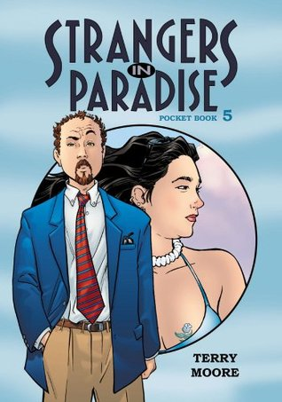 Strangers In Paradise, Pocket Book 5 by Terry Moore