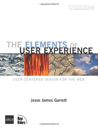 The Elements of User Experience: User-Centered Design for the Web (Voices