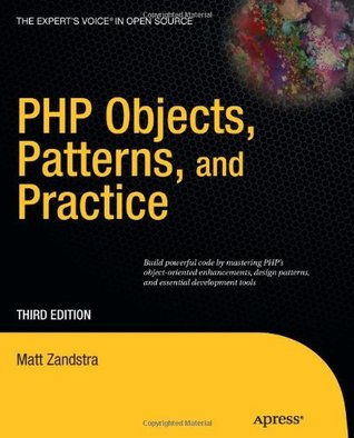 Php objects, patterns and practice (expert's voice in open source.