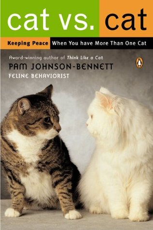 Cat vs. Cat by Pam Johnson-Bennett