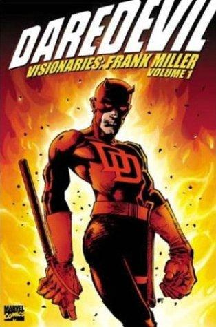 Daredevil Visionaries by Frank Miller