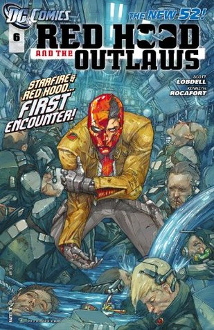 Red Hood and the Outlaws (2011-) #6