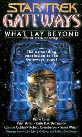 What Lay Beyond by Diane Carey