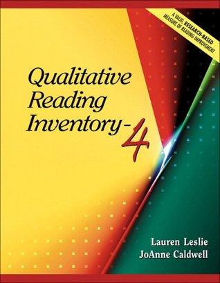 Qualitative Reading Inventory-4