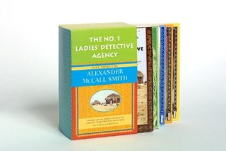 The No. 1 Ladies' Detective Agency Set by Alexander McCall Smith