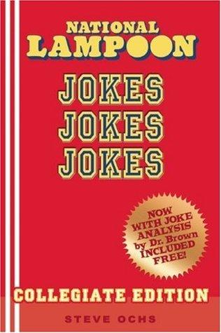 National Lampoon Jokes, Jokes, Jokes