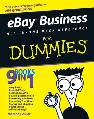 eBay Business All-in-One Desk Reference for Dummies by Marsha Collier