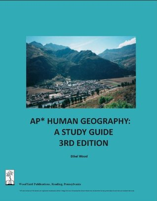 AP Human Geography: A Study Guide