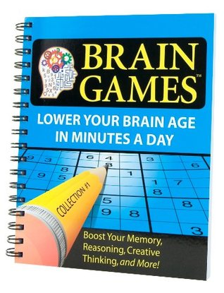 Brain Games 1 Lower Your Brain Age By Minutes A Day By Elkhonon