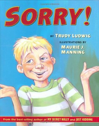 Download book sorry pdf mp3 audio fully free ebook sorry by trudy ludwig read fandeluxe Choice Image