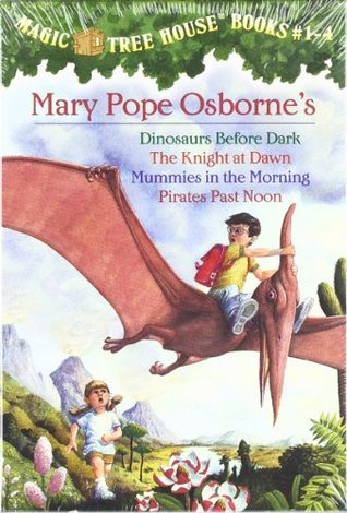Magic Tree House by Mary Pope Osborne