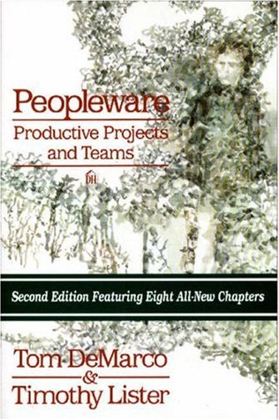 Peopleware goodreads giveaways