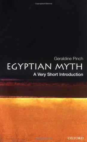 Egyptian Myth by Geraldine Pinch
