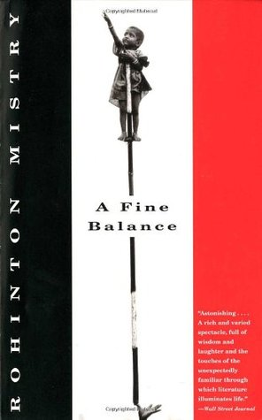 Image result for a fine balance book