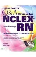 Lippincott's Q&A for NCLEX-RN 10e & Lippincott's Content Review for NCLEX-RN Package