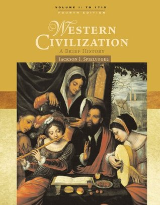 Western civilization a brief history volume i to 1715 with western civilization a brief history volume i to 1715 with infotrac by jackson j spielvogel fandeluxe Choice Image