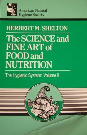 The Science and Fine Art of Food and Nutrition