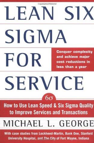 Lean Six Sigma Book