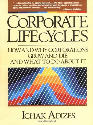 Corporate Lifecycles: How and Why Corporations Grow and Die and What to Do about it