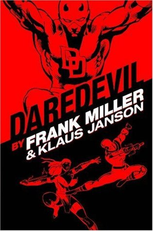 Daredevil by Frank Miller and Klaus Janson: Omnibus