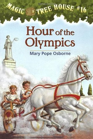 Hour of the Olympics by Mary Pope Osborne