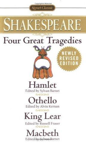 Four Great Tragedies: Hamlet / Othello / King Lear / Macbeth