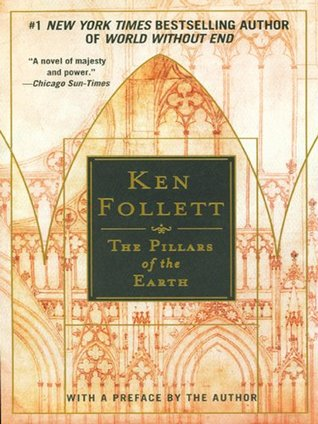 The Pillars of the Earth by Ken Follett