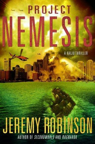 Project Nemesis (Nemesis Saga #1)
