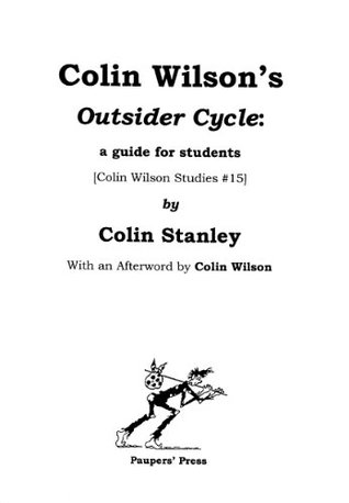 colin wilsons occult trilogy a guide for students