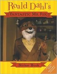 Roald Dahl's Fantastic Mr. Fox Sticker Book