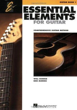 Essential Elements Guitar Book 1