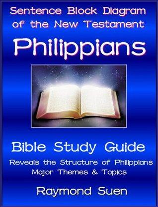 philippians - sentence block diagram method of the new testament holy bible by raymond suen block diagram bible study