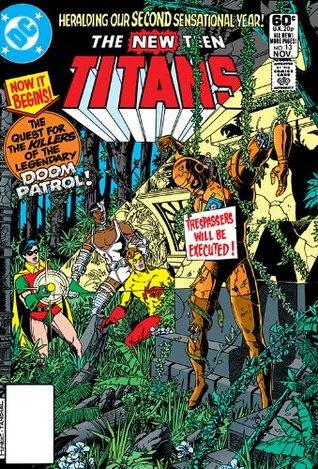 New Teen Titans (1984-1988) #13