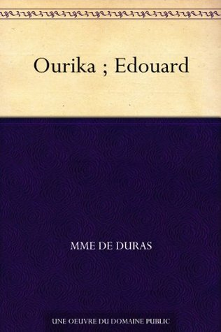 Ourika; Edouard (French Edition)