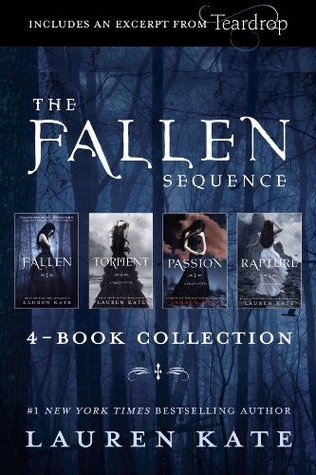 Lauren kate fallen book 1