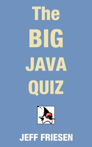 The BIG Java Quiz