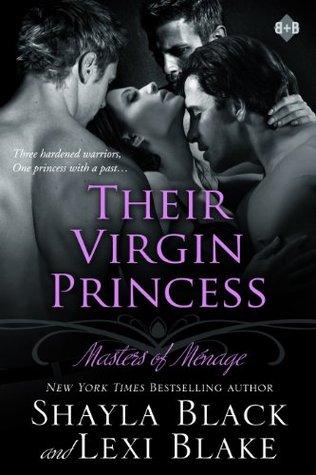 Their Virgin Princess(Masters of Menage 4)
