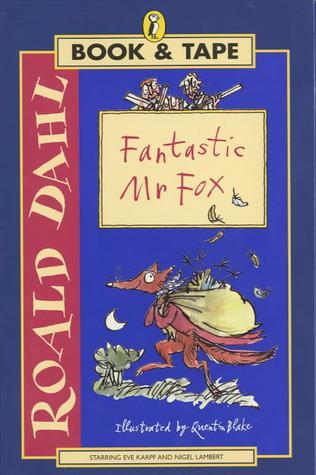 Fantastic Mr Fox [Book & Cassette]