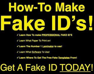 How Do I Get a ID | How To Fake an ID | Fake ID | How Can You Get a Fake ID | Where Can I Find a Fake ID