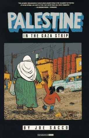 Palestine, Vol. 2 by Joe Sacco