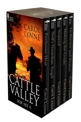Cattle Valley Box Set 4