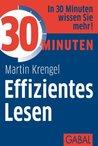 30 Minuten Effizientes Lesen (German Edition)