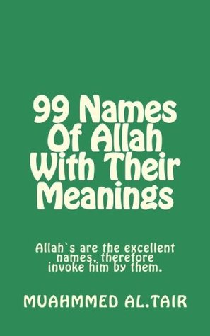 99 Names Of Allah With Their Meanings