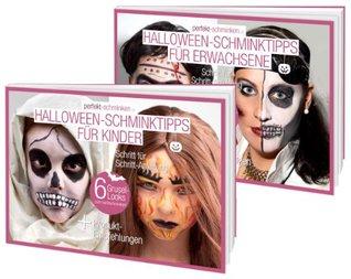 Halloween-Looks - spektakuläre Schminktipps für den 31. Oktober