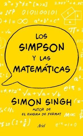 Los Simpson y las matemáticas: Simon Singh. Autor del enigma de Fermat